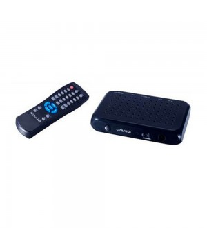 Digital To Analog Broadcast Converter With Remote Control