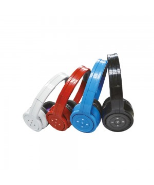 Stereo Headphone With Bluetooth Wireless Technology