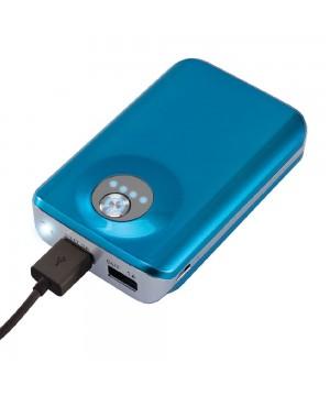 Portable Power Bank with Dual USB Charging Port - 3400 mAH